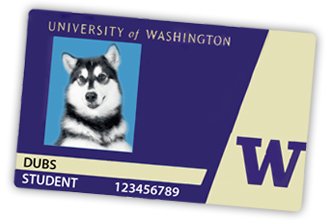 Husky Card of Dubs
